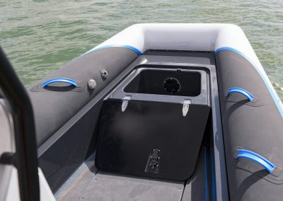 Storage - Pulse 63 - RS Electric Boats