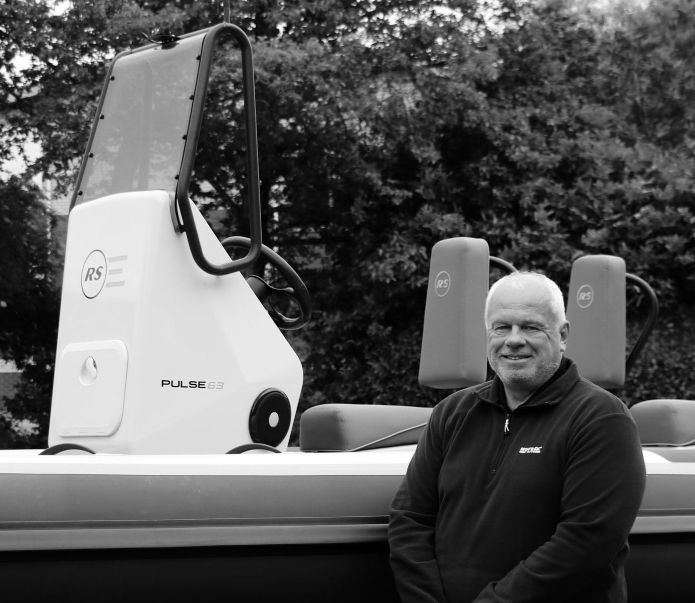 Andy Andrews - RS Electric Boats Commercial Sales