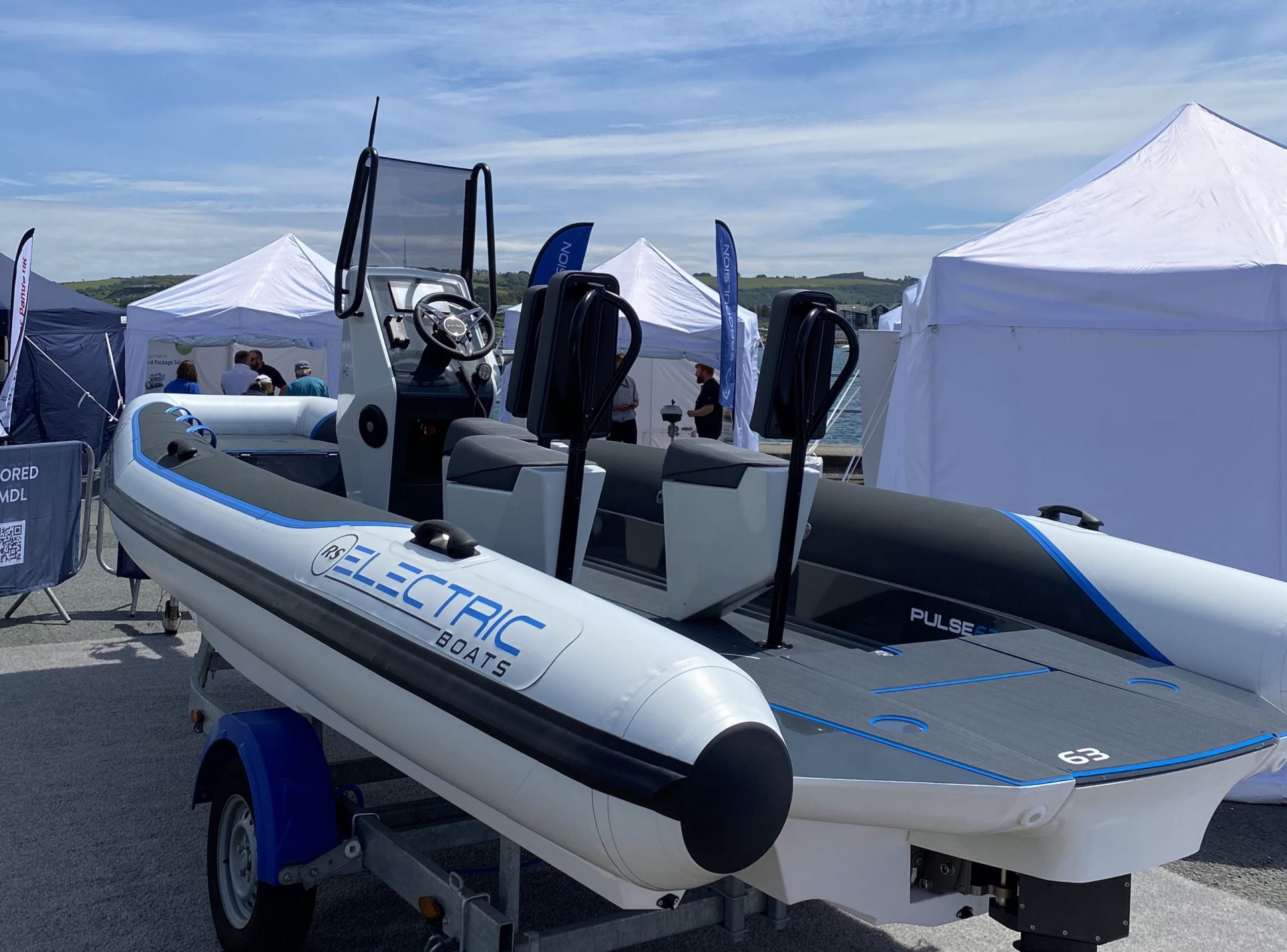 Pulse 63 at the Green Tech Show 2021