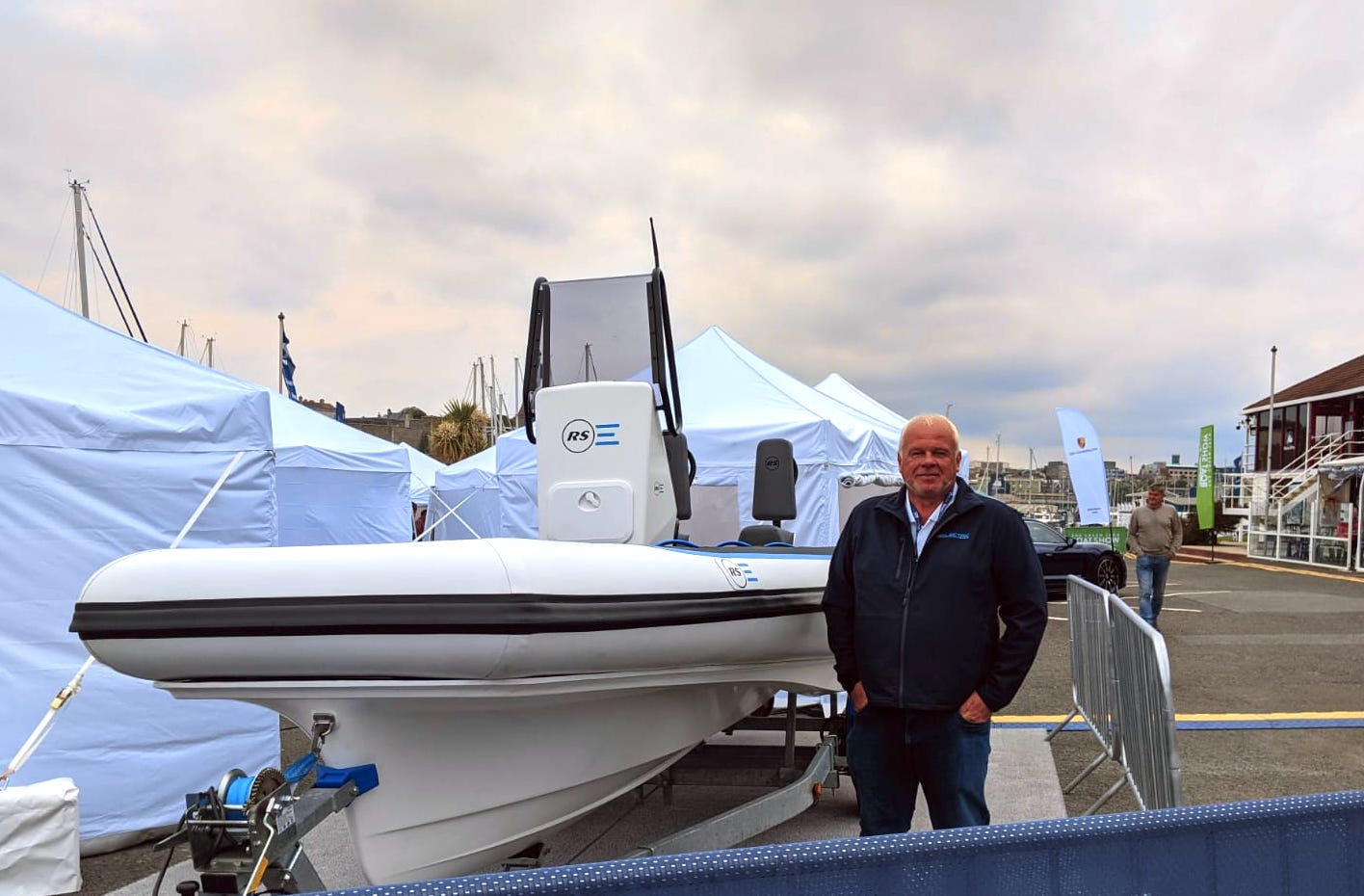 RS Electric Boats at The Green Tech Boat Show 2021
