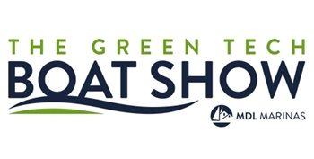 The Green Tech Boat Show Logo